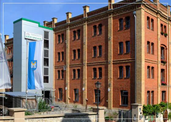 Hotel zur Alten Schmiede in Naumburg